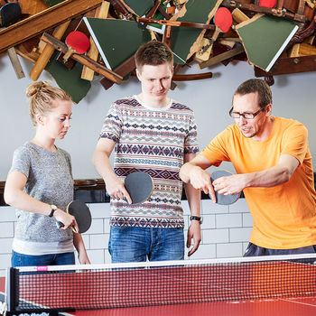 Private Table Tennis Masterclass For Two