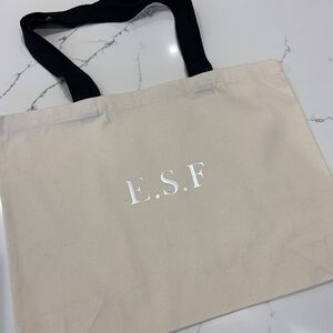 Personalised Initial Shopping Bag