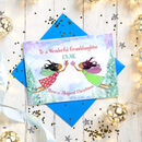 Snowflakes And Sparkles Fairy Christmas With Name