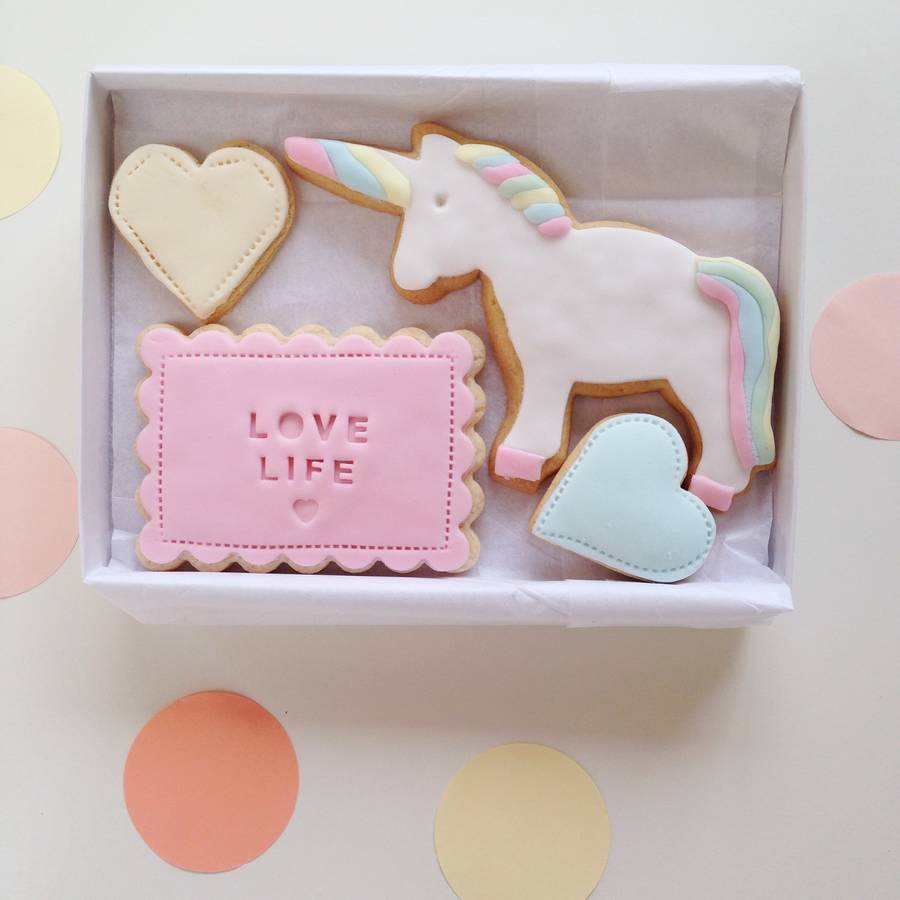 Best Friend's Birthday Gift By Nila Holden Cookies
