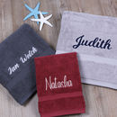 Personalised Boutique Luxury Bath Towel