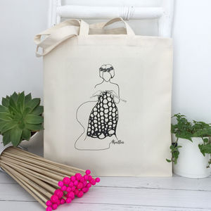 'Knitter' Knitting Bag