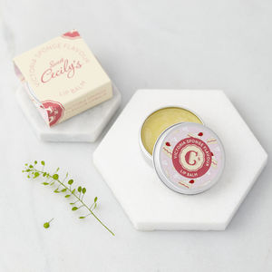Victoria Sponge Cake Lip Balm - gifts for her