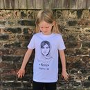 Malala Real Hero Kids T Shirt Organic Cotton