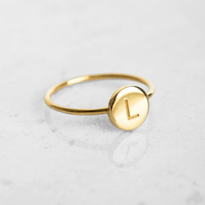 Personalised Signet Ring - style savvy