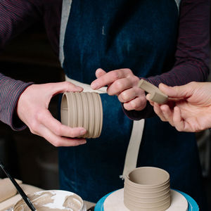 'Extrude' Pottery Workshop For Two In Leeds - experiences
