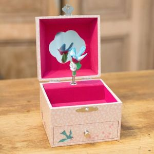 Girls Musical Jewellery Box - bedroom