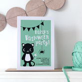 Personalised Halloween Party Invites - halloween