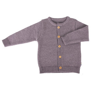Children's 100% Merino Wool Cardigan - clothing