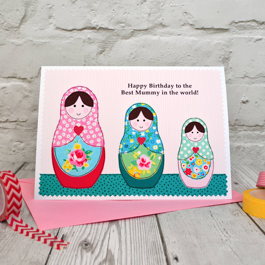 Personalise The Card For A Special Mum Mummy Mammy Nan Grandma Etc