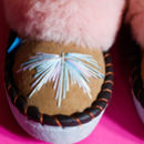 Sen Unicorn Candy Sheepers Slippers