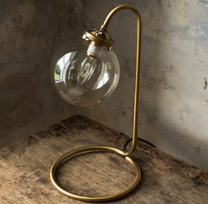 Brindisi Globe Table Lamp - table & floor lamps