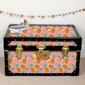Pineapple Tuck Box - storage