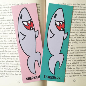 Sharkmark The Bookmark