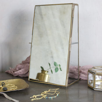 Mirrored Jewellery Cabinet