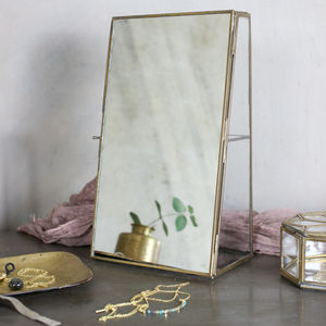 Mirrored Jewellery Cabinet - best mother's day gifts