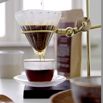 Pour Over Coffee Drip Brewer