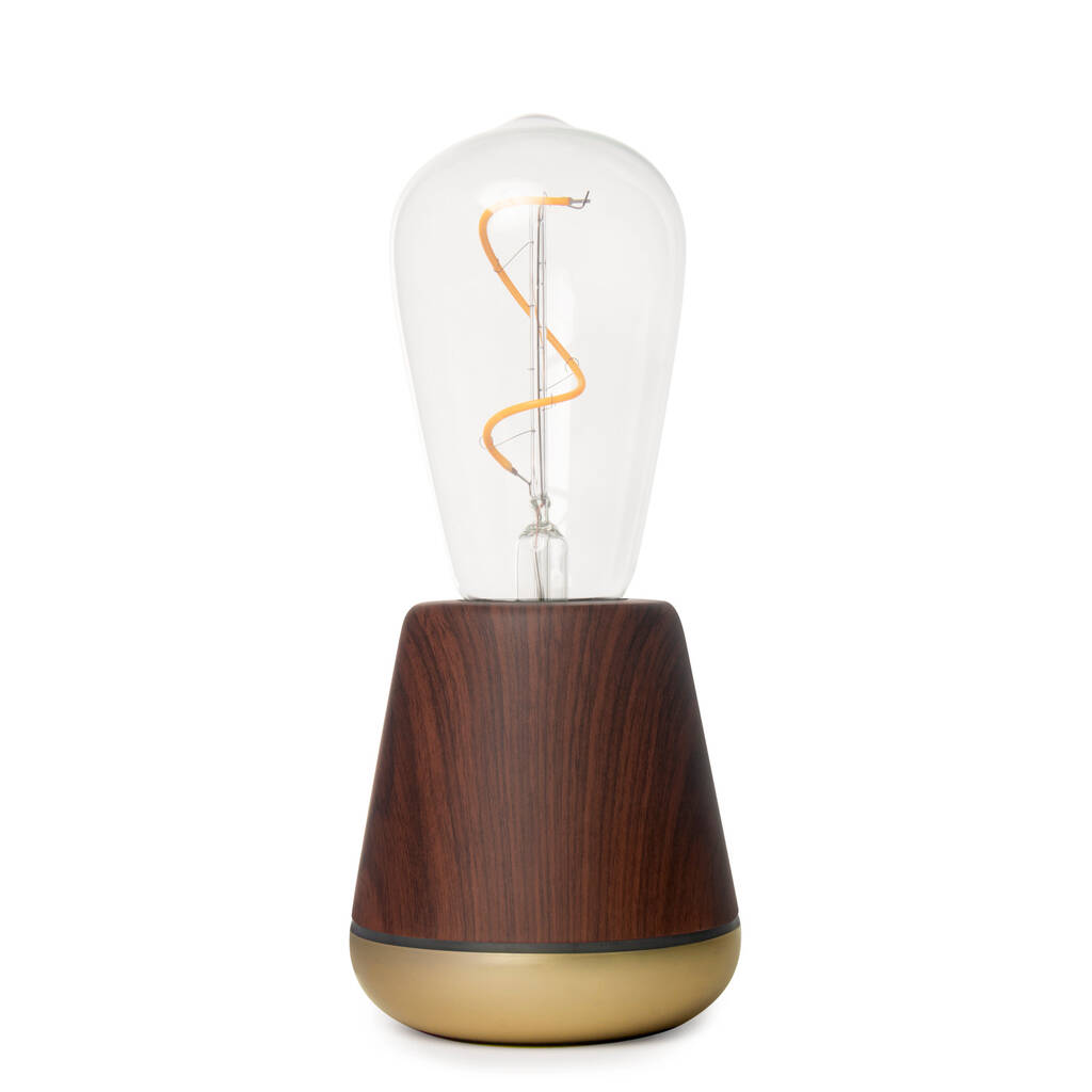 Rechargeable Cordless Led Table Lamp By Lime Lace Notonthehighstreet Com
