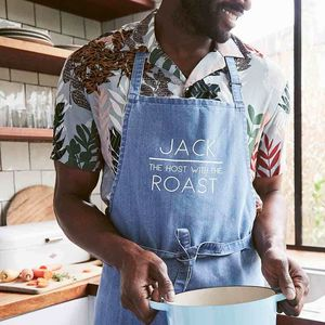 Personalised Mens Slogan Apron