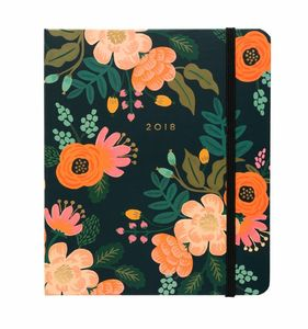 2018 Lively Floral Diary Planner