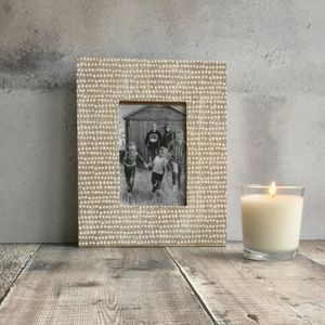 Washed Wood Photo Frame - home accessories