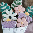 Bunch Of Biscuit Flowers