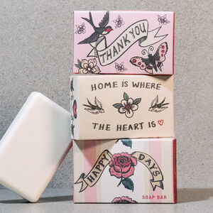 Free Spirit Soap Bar Trio