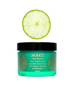 Feet Revive Lime, Lemon And Lavender Foot Cream