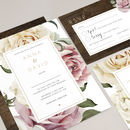 Wedding Stationery The Anna Collection
