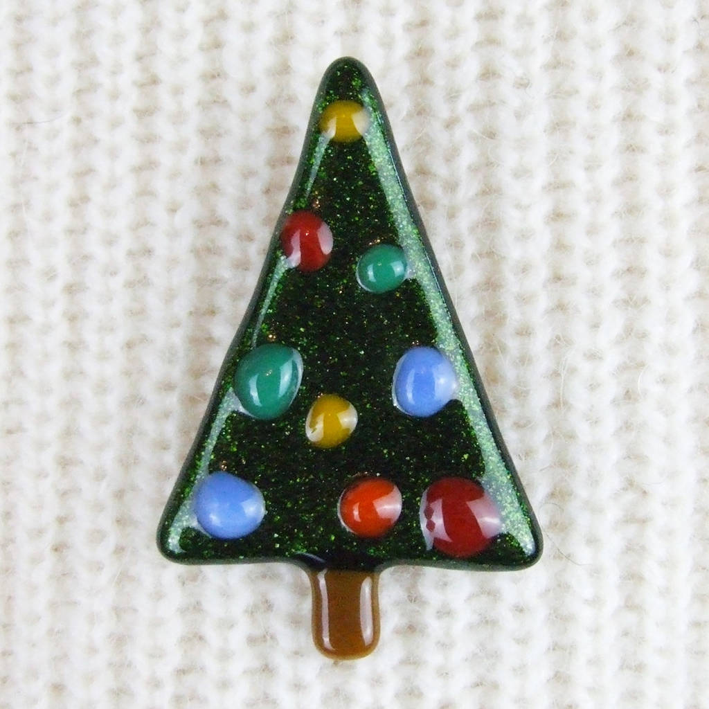 tree christmas wilson butler brooch