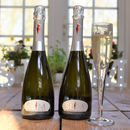 Set Of Two Slim Sparkling Zero Sugar Wine