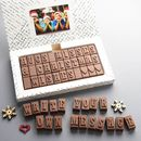 Personalised Chocolate Gift 33 Letters