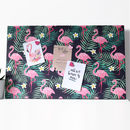 Flamingo Magnetic Notice Board