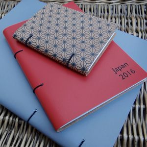 Personalised Leather Journal