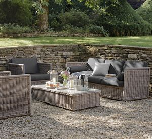 Outdoor Rattan Furniture Set - chairs