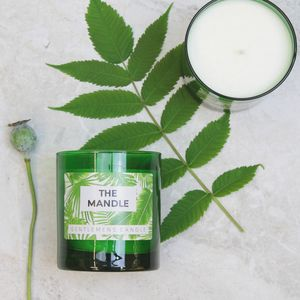 The Mandle, A Candle For Gentlemen - the candle emporium