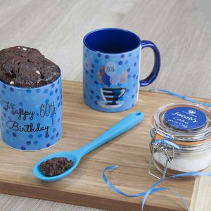 60th Gift 60th Present 60th Mug 60th - cakes & cupcakes