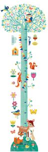 Height Chart Wall Stickers - children's room accessories