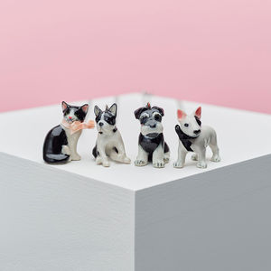 Cat And Dog Necklaces - necklaces & pendants