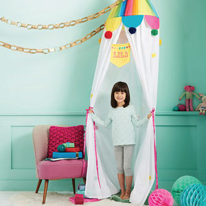 Pom Pom Play Canopy - birthday gifts for children