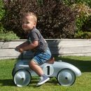 Retro Ride On Racing Car: Age 1+