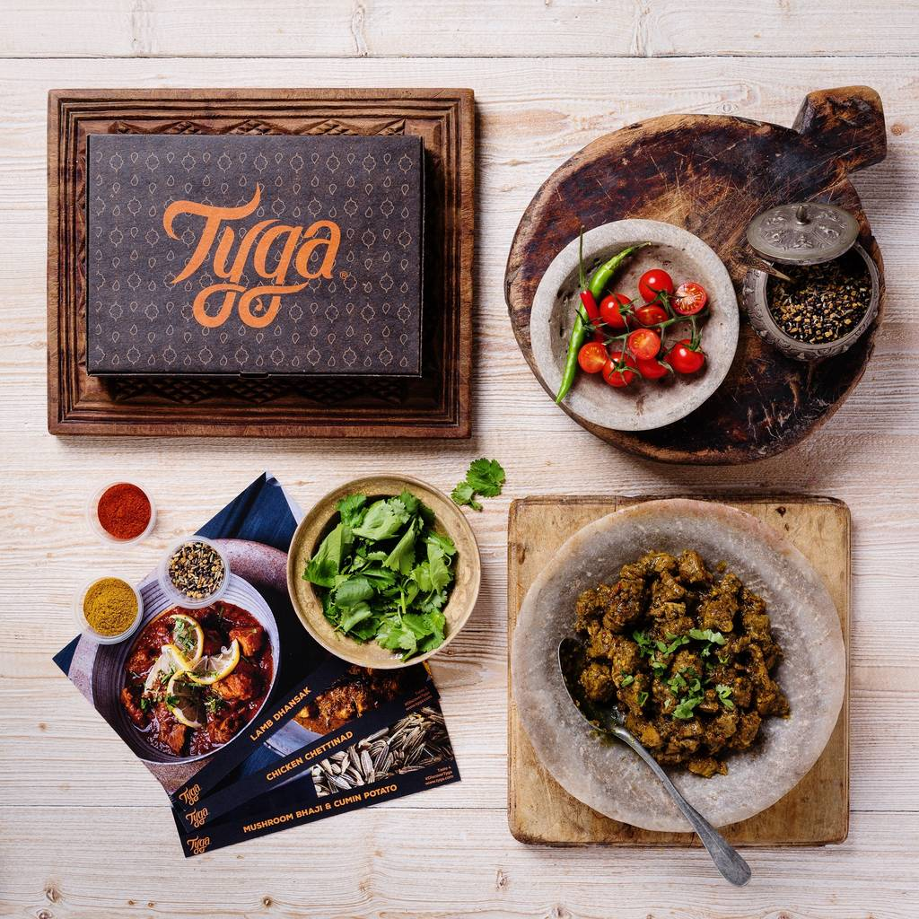 Six Month Indian Meal Kit Subscription By Tyga