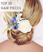 TOP 50 HAIRPIECES