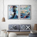 Abstract Art Print Set Abstract Wall Art