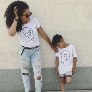 'My Love' Bff Twinning T Shirt - gifts for her