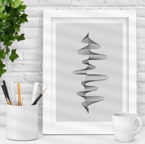 Soundwave Art Print Music Wall Art