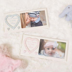 Thank Heaven New Baby Gift Photo Frames - children's room