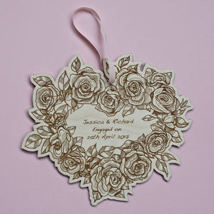 Engagement Wall Hanging - new in