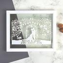 Personalised Wedding Papercut