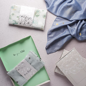 Monthly Scarf Subscription - gifts for grandmothers